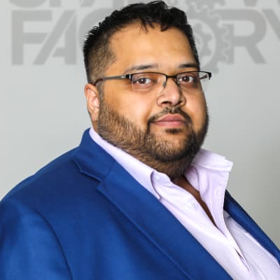 Amit Chatterjee (Shadow Factory)