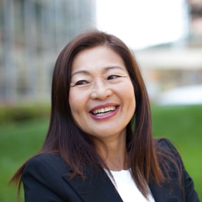 Annie Chang (Founder)