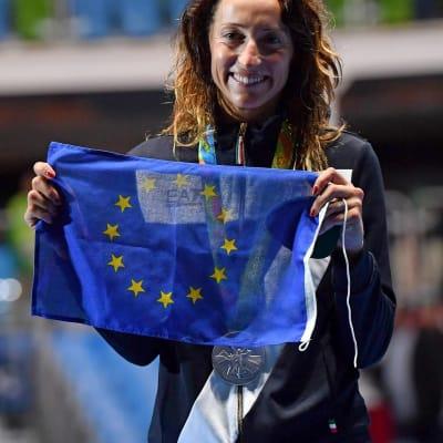 Elisa Di Francisca (Olympic Fencer)