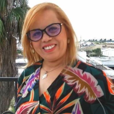 Darine Elouaer (Directrice des Programmes)