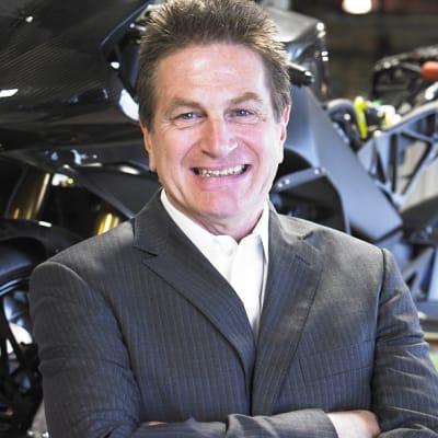 Erik Buell (EBR Motorcycles LLC)