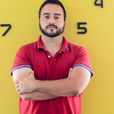 Julio Valarezo (Madero Cerveza Artesanal)