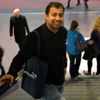 Iftikhar Hussain (Startup Grind)