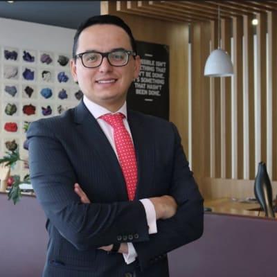 Erick Rincón Cárdenas (Bogota Chamber of Commerce)