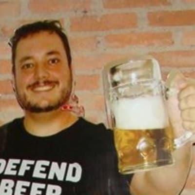 Matheus Franco (Cervejaria Experiencia)