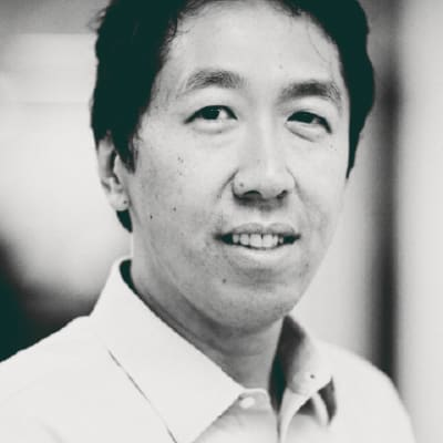 Dr. Andrew Ng (deeplearning.ai, Stanford, Coursera)