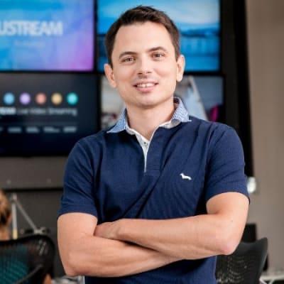 Gyula Feher (Ustream | Oktogon Ventures)