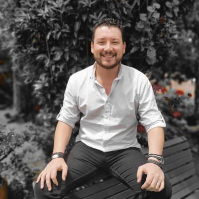 David Restrepo (Creanovo Tecnologías)