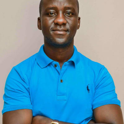 Japhet Mesa (Blockchain Foundation Zambia)