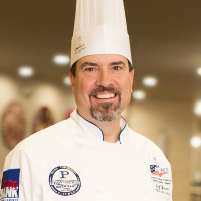 Jeff Bacon (Triad Community Kitchen)