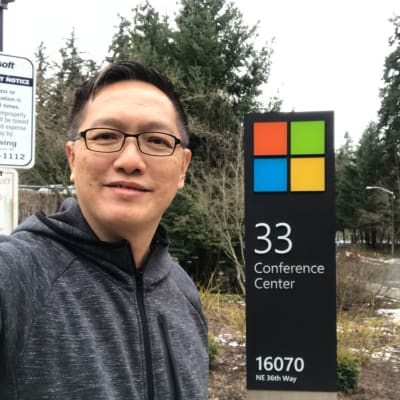 Jeff Sea (Microsoft Vietnam)