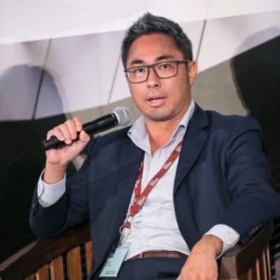 Jim Huang (Crust Group)