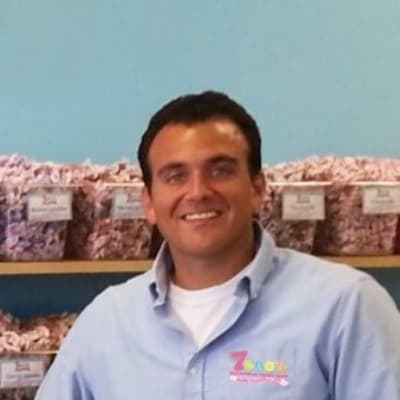 John Zeno Louizes (Zeno's Boardwalk Sweet Shop)