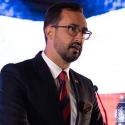 Joshua Burke (US Embassy in Bucharest)