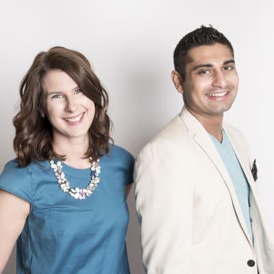Whitney Larson & Parag Shah (Vēmos)