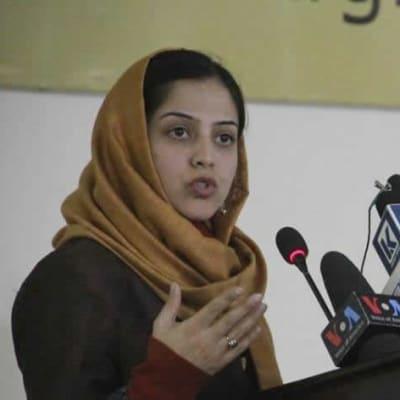 Maznizha Wafeq (LEADING ENTREPRENEURS FOR AFGHANISTAN DEVELOPMENT)