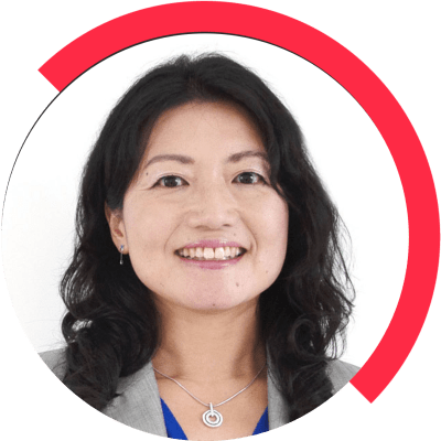 Masako Eguchi-Bacon (CEO)