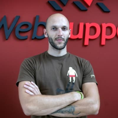 Michal Truban (WebSupport)