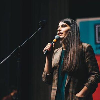 Natasha Noorani (Lahore Music Meet)