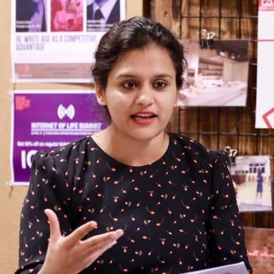 Priyanka Gothi (Wise At Work)