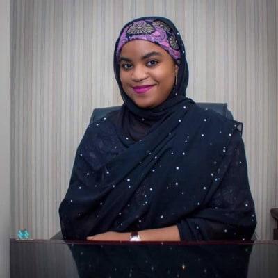 Maryam Lawal Gwadabe (Blue Sapphire Hub)