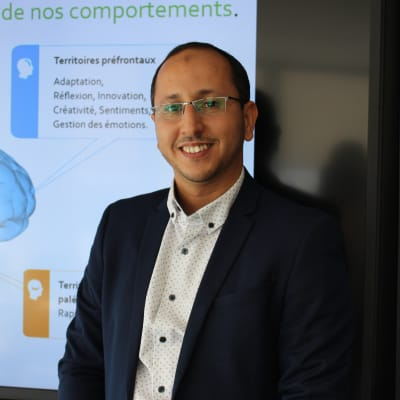 Mustapha NAIT CHEIKH (CORTEX Training)