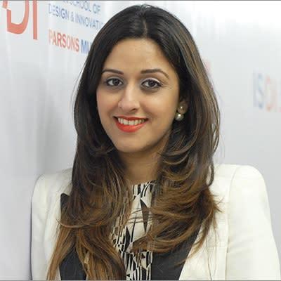Radha Kapoor (Founder, ISDI Parsons Mumbai)