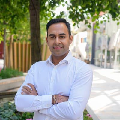 Reece Chowdhry (RLC Ventures)