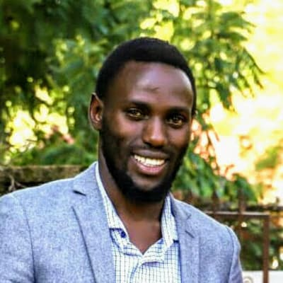 Richard Simiyu (Dynamic Thought Leader)