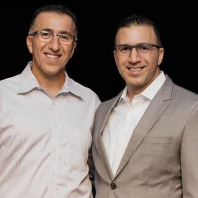 Jon and Ron Antevy (eBuilder)