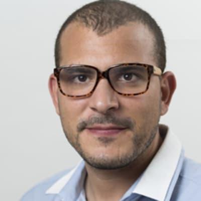Ryadh Bouslama (LEVEL 1 Startup Studio)