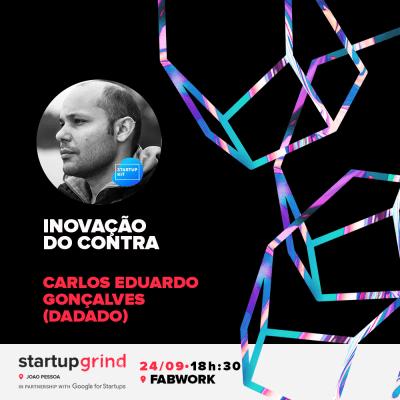 Carlos Eduardo (Dadado) Gonçalves (CONTRA)