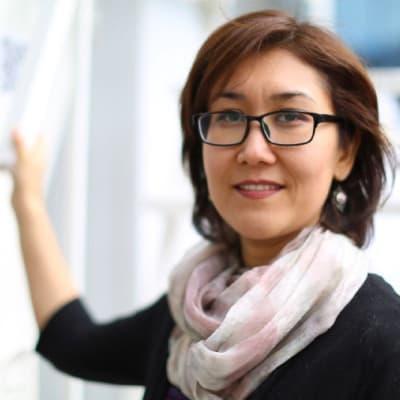 Саида Юсупова (Green Business Innovation)