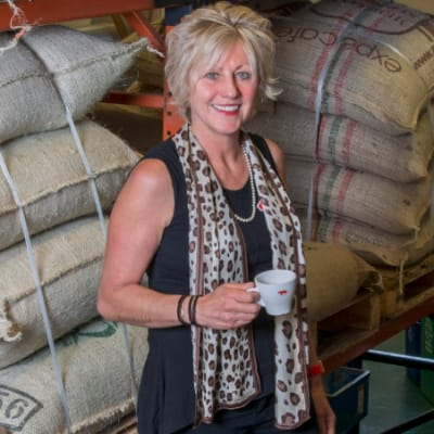 Helen Russell (EQUATOR COFFEES & TEAS)