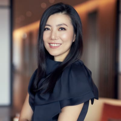 Jaelle Ang (The Great Room)