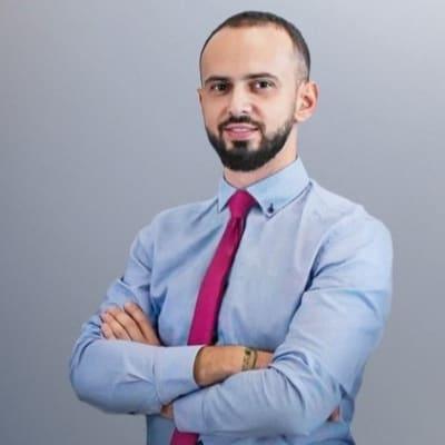 Sergiu Pop (Microsoft for Startups)
