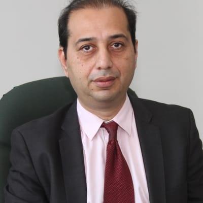 Shauzab Ali (SECP)