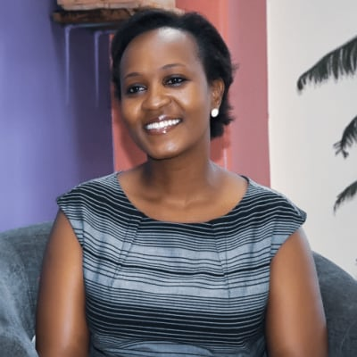 Dr Shivon Byamukama (Babyl Rwanda)