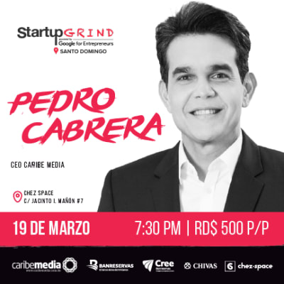 Pedro Cabrera (Caribe Media)
