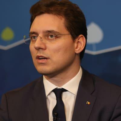 Victor Negrescu (European Parliament)