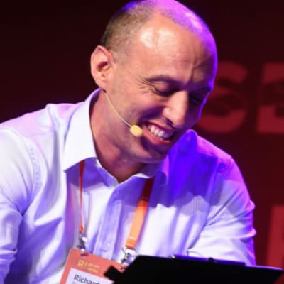 Richard Robinson (Mentor at 500 Startups, ChinAccelerator and HAX)