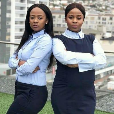 Yanda Nako & Noxolo Gobodo (The Cape Town Women's network)