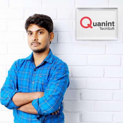 Mr.Amarnath j (Quanint TechSoft (QTS))