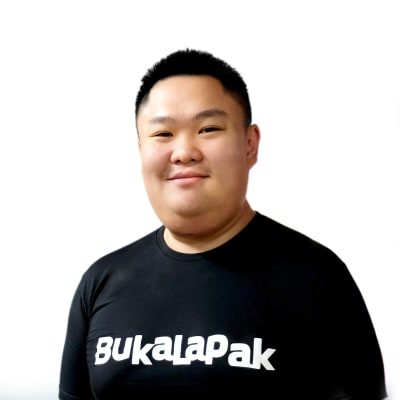 Willix Halim (Bukalapak)