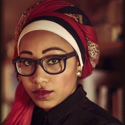 Yasimin Abdel-Magied (Youth without boarders)