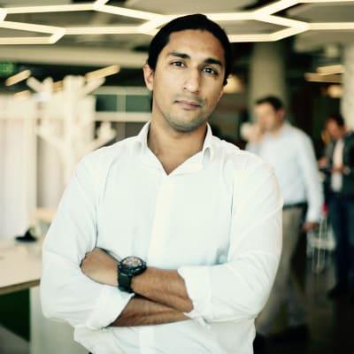Zachariah George (Startup Bootcamp /  Cactus Advisors)