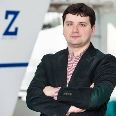 Alexandru Lapusan, CEO (Zitec)