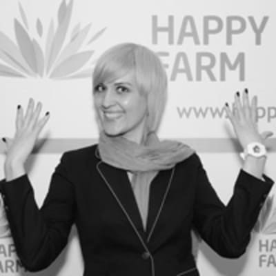Anna Degtereva (Happy Farm)