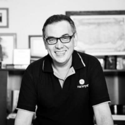 Arturo Galvan Founder & CEO (Naranya)