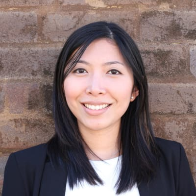 Audrey Khaing-Jones (GlamCorner)